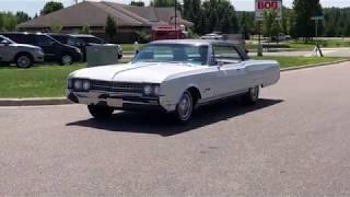 1966 Oldsmobile 98 - 6,700 Original Miles (Druk Auto Sales)