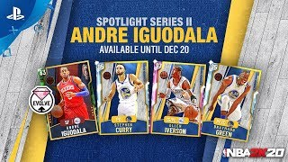 NBA 2K20 - MyTEAM: Andre Iguodala Spotlight Pack | PS4