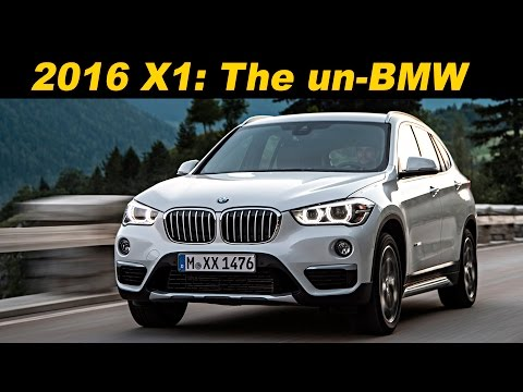 2016 BMW X1 Review and Road Test - DETAILED in 4K UHD