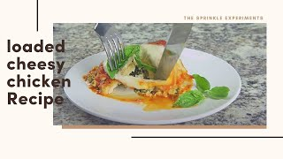 Aroma MTC 8010 - Loaded Cheesy Chicken Parmesan