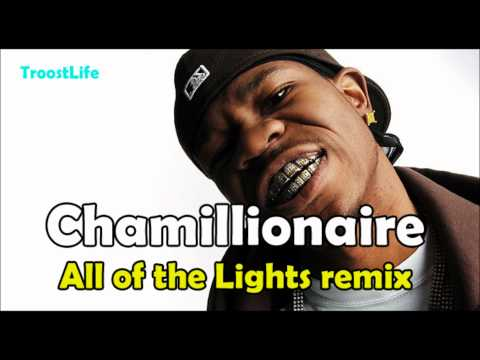Chamillionaire - All of the Lights Remix [HQ] [March 2011]