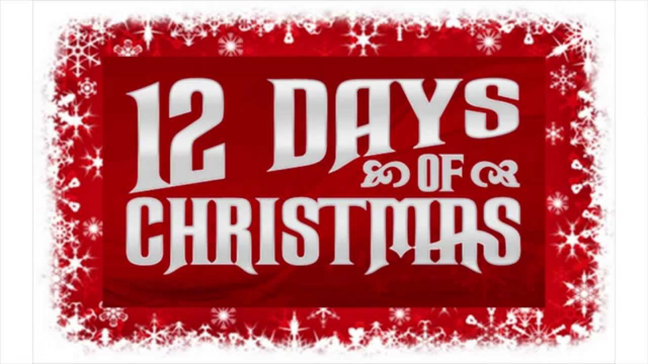 Disc Jockey News 12 Days Of Christmas Drawing 2015 #DJNTV - YouTube