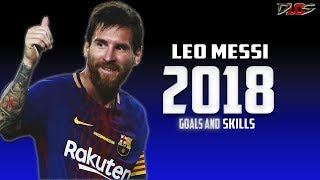 Lionel messi - unforgettable ● insane dribbling skills and goals ●  2018 ● 1080i  ᴴᴰ