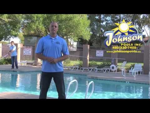 Johnson Pool Service in Chandler AZ