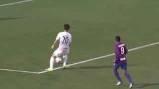 2017年4月2日(日)に行われた明治安田生命J1リーグ 第5節 甲府vs札幌...