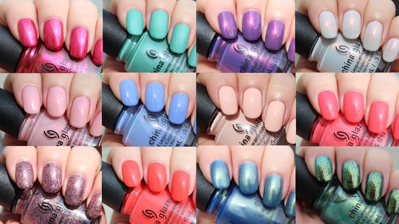 China glaze seas and greetings holiday 2016 live application china glaze seas and greetings holiday 2016 live application review m4hsunfo