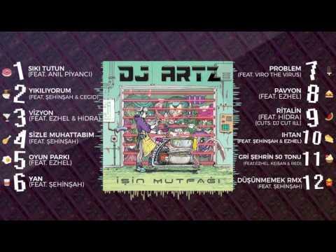 İşin Mutfağı - Albüm Tanıtım (Snippet) DJ Artz