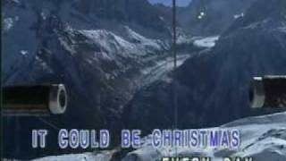 Karaoke - I Wish It Could Be Christmas Everyday