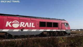 화물열차 7600호대 DEL 7613 견인기  군산-태…