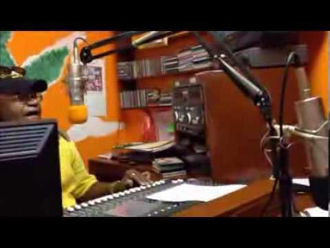 Kennyc live at VOG FM - Grenada W.I.