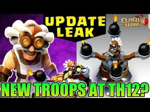 NEW UPDATE NEWS? ; NEW TROOPS COMING IN TH12? | LET'S FIND OUT