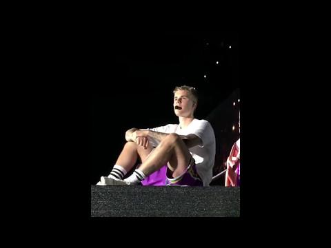 Justin Bieber - Purpose - Purpose Tour Dubai UAE - May 6, 2017