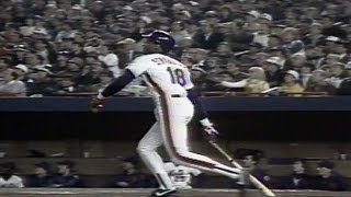 1986 World Series, Game 7: Darryl Strawberry's moonshot extends Mets' lead
