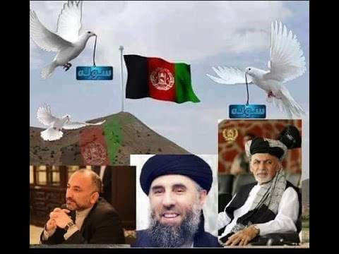 Afghan government signs peace deal with Hekmatyar's Hezb-i-Islami
