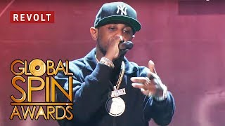 Fabolous & Jadakiss (Full Performance) | Global Spin Awards