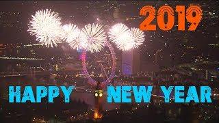 Bonne Année 2019 happy new year 2019 🎄 🎁 ☃️