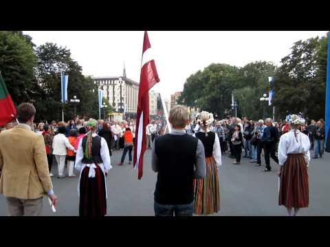baltic way memorial riga 1