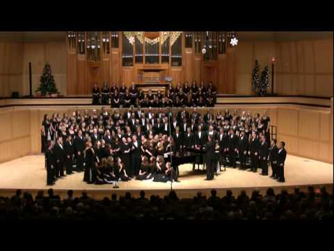 'Twas the Night Before Christmas - University of Utah Combined Choirs