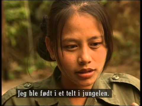 Youth In Conflict - Karen State, Burma/ Myanmar 2002