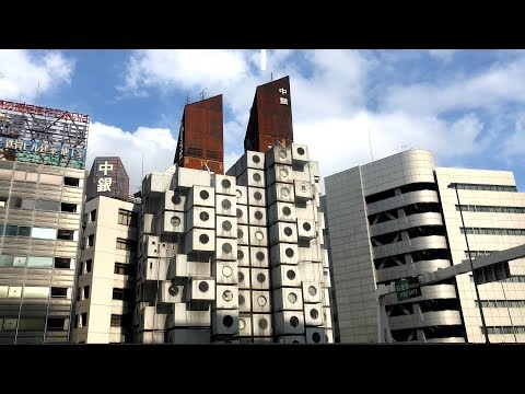 【TOKYO NOW】Ep.7 ARCHITECTURE AS ART