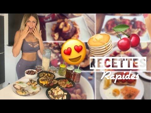 😍-mes-5-petits-dÉjeuners-prÉfÈrÉs-:-recettes-rapides-/-gourmandes-/-sportives-(sans-compléments-)
