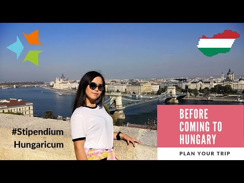 Stipendium Hungaricum!!! Things you should know before coming to Hungary!