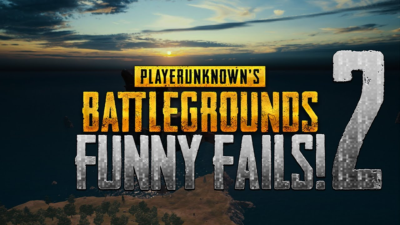 Playerunknown S Battlegrounds Pubg Gameplay Pc Hd: PUBG - FUNNY FAILS! 2