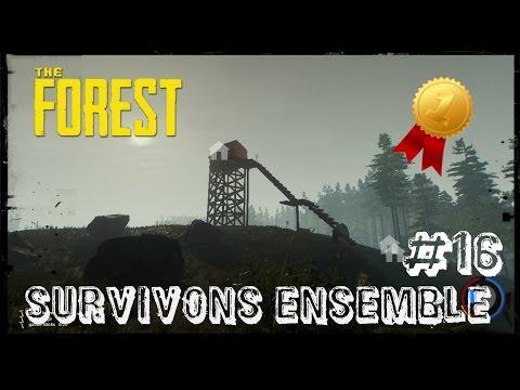 THE FOREST #16 : ELUE PLUS BELLE CABANE DU MONDE /Survivons ensemble/ PC