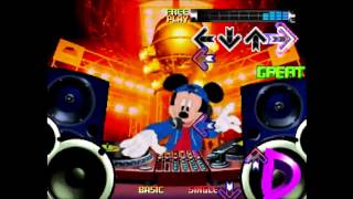 Dance Dance Revolution Disney Mix B4U