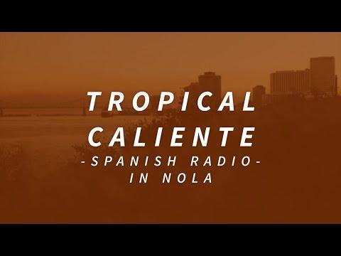 Radio Tropical Caliente – Ernesto Schweikert's New Orleans