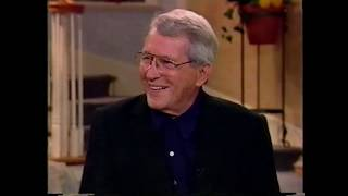 Perry Como on Live with Regis & Kathie Lee - 1994