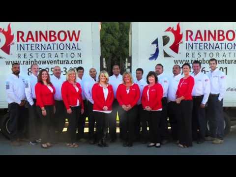 Rainbow International Restoration - Ventura County - KBBY 95.1 - 103.3 The Vibe