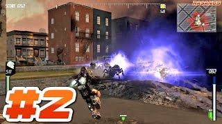 Earth Defense Force - Insect Armageddon [PC] part 2 (chapter 1 mission 2)