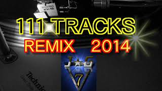 80s dance music nonstop remix. 111 (+7) TRACKS Remix 2014