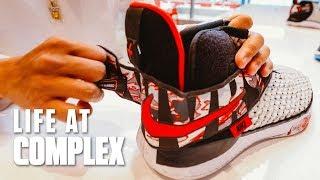 New Nike Basketball Shoe, Nike Air Zoom UNVRS! | #LIFEATCOMPLEX