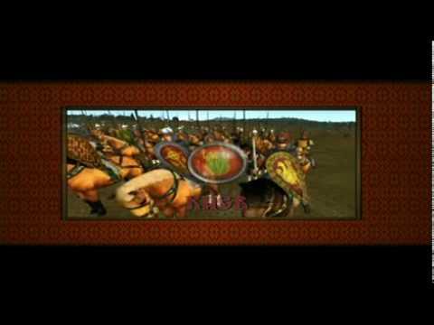 Видеоролик войск из мода Русь 2: Total War!