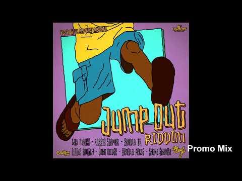 Jump Out Riddim Mix (Full, Dec 2018) Feat. Carl Meeks, General Pecos, John Mouse, Reggie Stepper, …