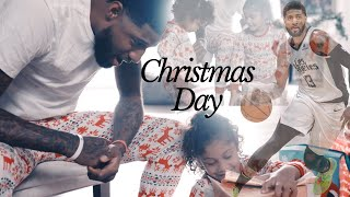Christmas Day with Paul George 🎄