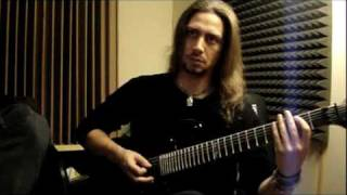 "Adagio - Making of ""Archangels in Black"" Part 3 : Guitar & keyboards Recordings"