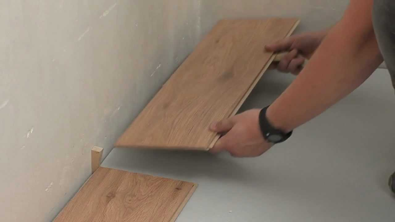 Parquet And Laminate Flooring Installation Instructions Meister Masterclic Gb You