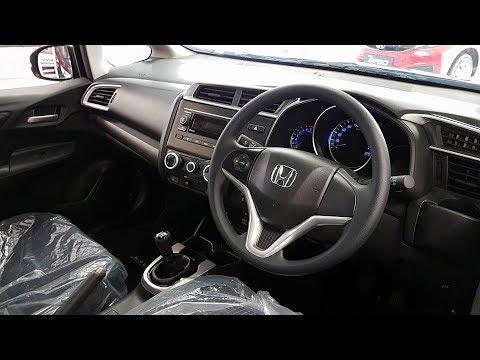 Honda Wrv Interior >> Honda Wr V S Variant Interior And Differences With The Vx Variant