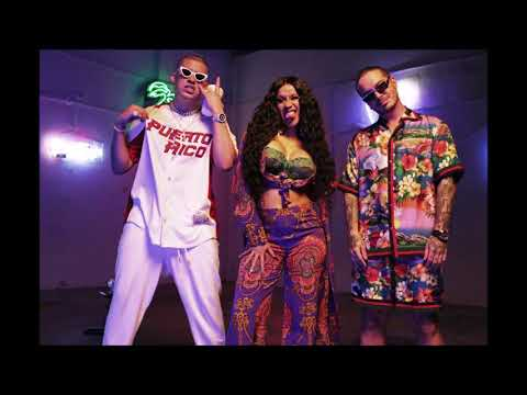 Cardi B, Bad Bunny & J Balvin - I Like It ||1 Hour (check Description)