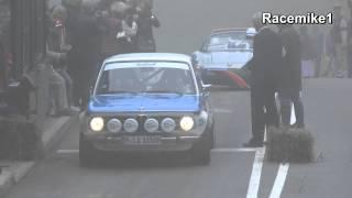Rossfeldrennen 2013 5/8 - Oldtimer Bergrennen - Autos 78 - 94