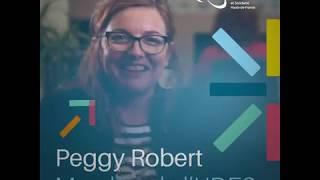 Peggy Robert, Présidente de la CRESS Hauts-de-France