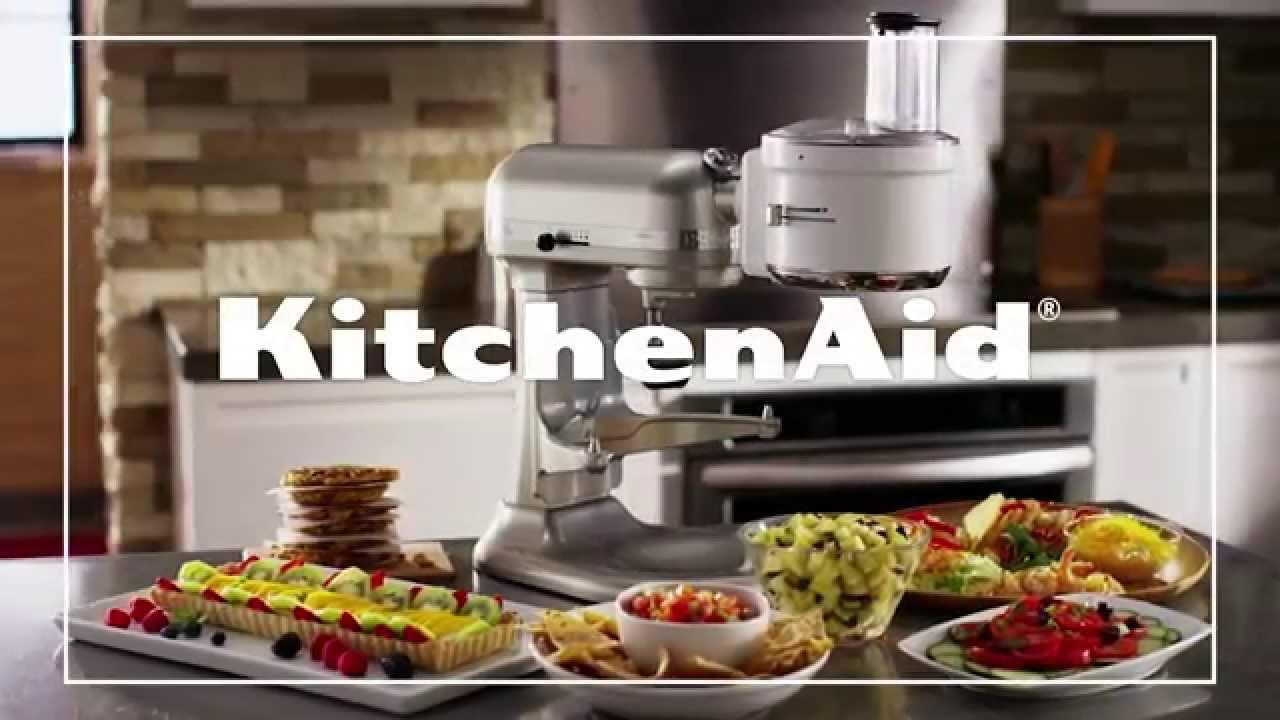 kitchenaid food processor attachment - Kitchenaid Food Processor