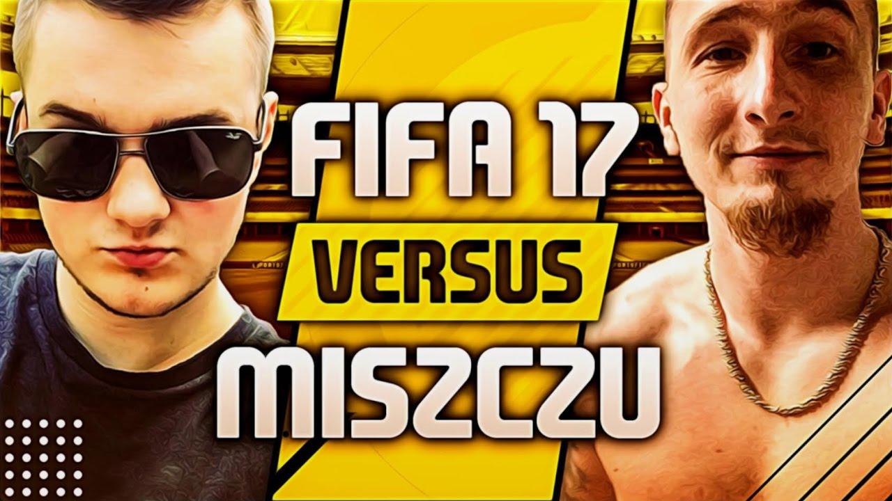 TRAFIŁO SIĘ ŚLEPEJ KURZE ZIARNO! MiszczU vs IsAmU FIFA 17