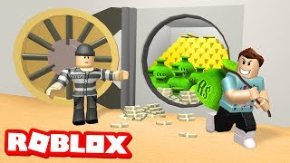 ROB A BANK OBBY IN ROBLOX