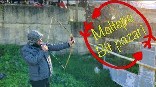 5 TL YE DÜNYALARI ALIN (Maltepe  Bitpazarı)  (#Gezbakalim)