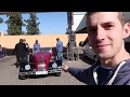 Driving a Classic Morgan (REPLICA car) in South Africa and trying to VLOG