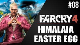 far cry 4 08 easter egg indiana jones himalaia pt br playthrough